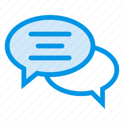 bubble, chat, comment, discussion, message, support, talk icon