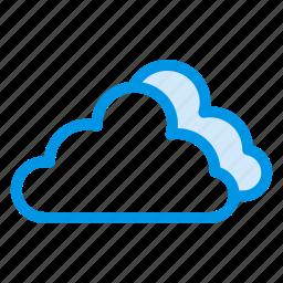 business, cloud, computing, marketing, multimedia, storage, weather icon