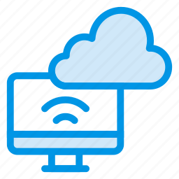 cloudcomputing, cloudnetwork, computing, connection, internet, sharing, storage icon