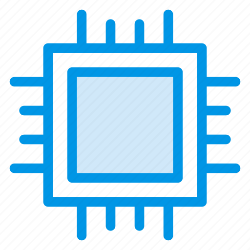 computer, cpu, desktop, multimedia, pc, proceesor, technology icon