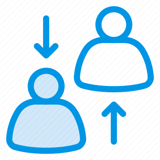duble, group, partner, people, relation, team, users icon