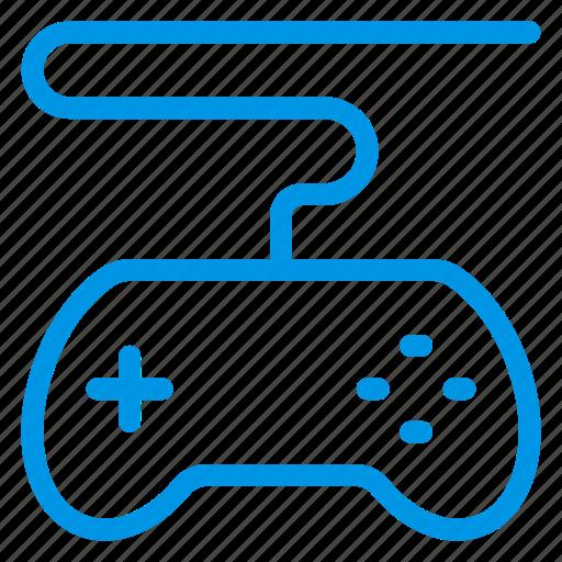 control, controller, game, gamepad, joystick, pad, remote icon