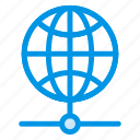 global, globalnetwork, globe, internet, network, online, share icon