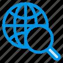 global, magnifier, search, seo, theworld, web, world