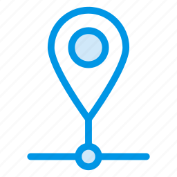 gps, link, location, navigation, position, share, transfer icon