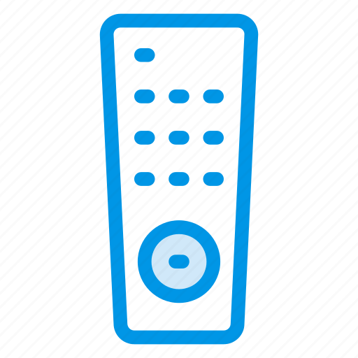control, controller, electronic, entertnment, media, remote, tvcontrol icon