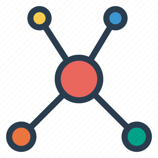 communication, connection, media, share, sharing, social, users icon