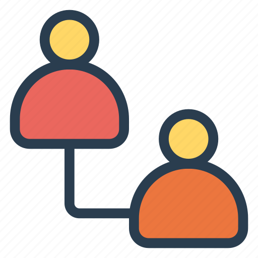 connection, group, investors, potential, relationship, team, teamwork icon
