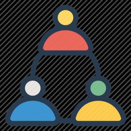 ability, potential, relationship, team, teamwork, work, workingteam icon