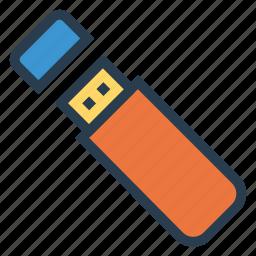connector, device, plug, stick, tech, technology, usb icon