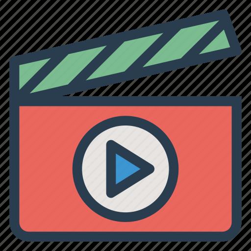 action, camera, cinema, film, movie, roll, theater icon