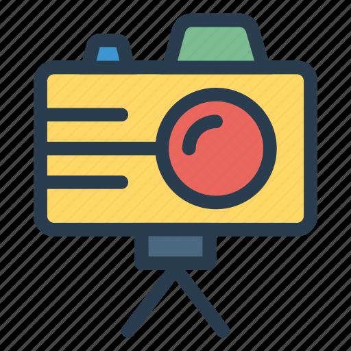 camera, digital, dslr, multimedia, photo, photography, picture icon