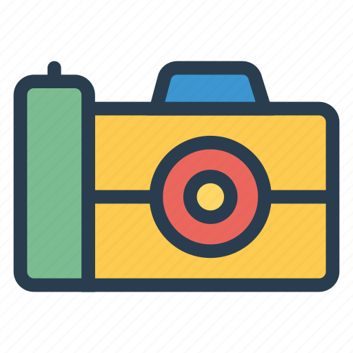 camcorder, camera, device, digital, focus, photos, recorder icon