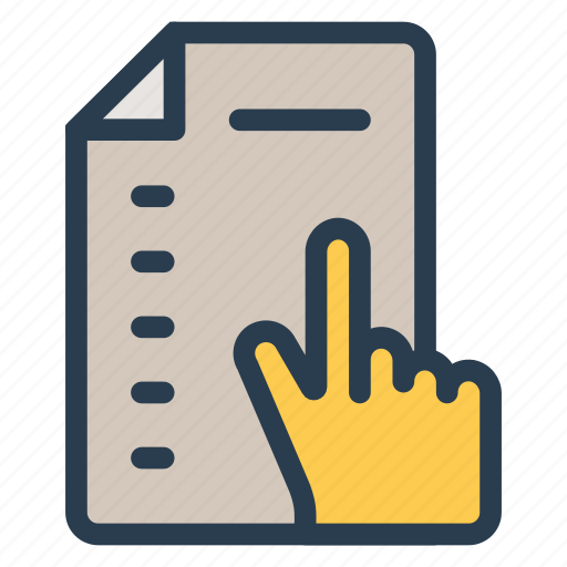 chart, check, checklist, document, file, notepad, text icon