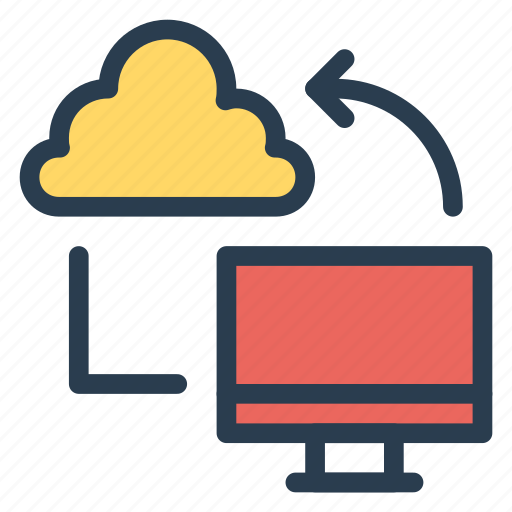 business, cloud, cloudy, computing, finance, marketing, weather icon