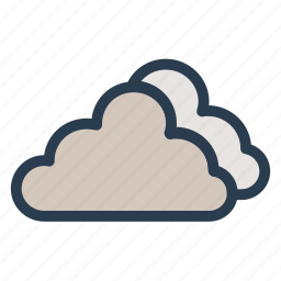 business, cloud, computing, marketing, multimedia, storage, weather icon