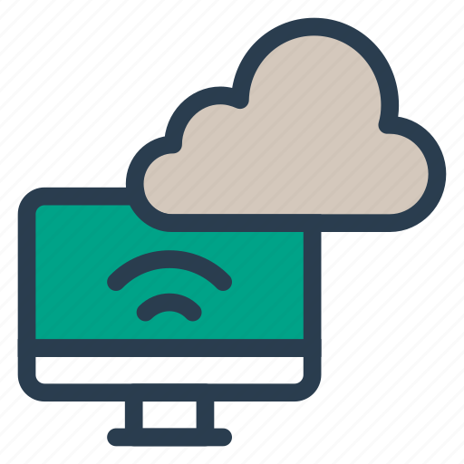cloudcomputing, cloudnetwork, computing, connection, internet, sharing, storage icon