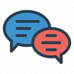 bubble, chat, comment, communication, message, support, talk icon