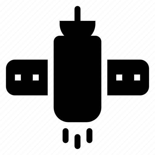 antenna, dish, gps, radar, satellite, science, space icon