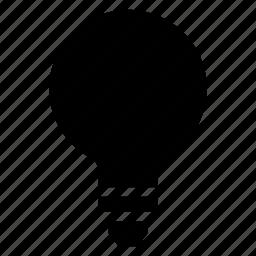 bulb, business, concept, creativity, finance, idea, science icon