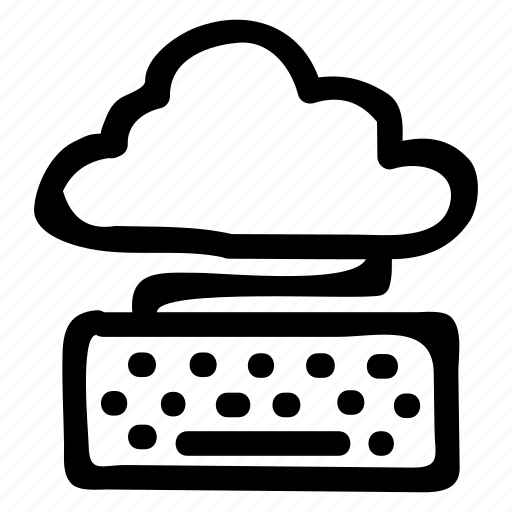 business, cloud, computing, finance, marketing, storage, weather icon