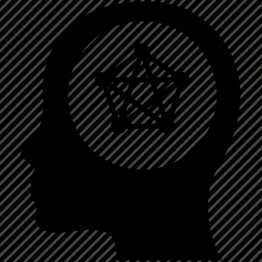 analytics, brain, idea, network, networking, neuron, social icon