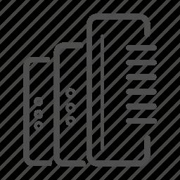 communication, computer, network, server, storage icon