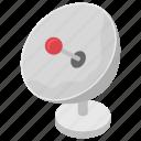 antenna communication, communication dish, dish satellite, radio satellite, radio station icon