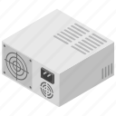 energy power station, inverter, power source, power station, power supply icon