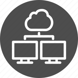 cloud, communicate, communication, communion, companionship, connection, converse, intercommunication, intercourse, internet, intranet, net, network, workgroup icon