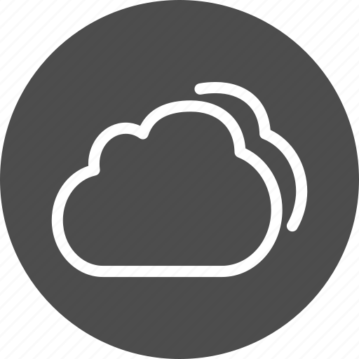 clouds, cloudy, copy, weather icon