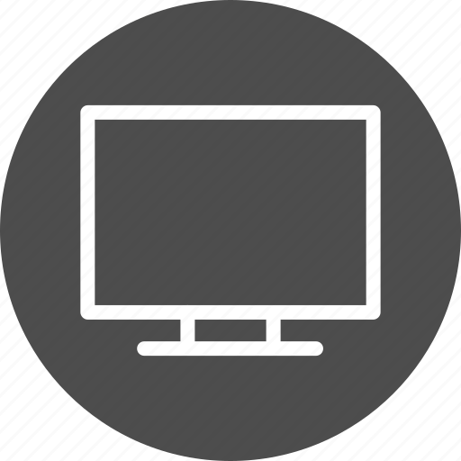 computer, desktop, display, monitor, pc, screen, system icon