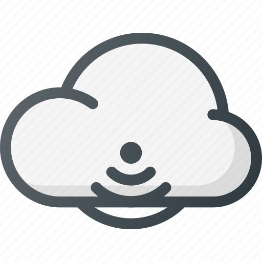 cloud, communication, connection, interaction, network, share, sharing icon