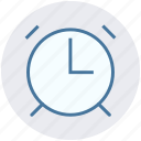 alarm, clock, optimization, time zone, timer, watch icon
