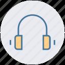 earphone, head phone, headphone, listing, songs, technology