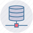 data, database, network, server, sharing, sql, storage icon