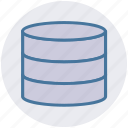 backup, data, database, network, server, sql, storage icon