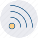 hotspot, signals, wifi, wifi signals, wireless icon