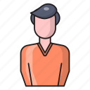 avatar, man, account, user, profile