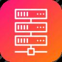 web, center, database, series, hosting, data, rack