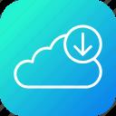 backup, cloud, data, download, downloading, file, ftp