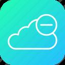 storage, remove, server, online, data, cloud