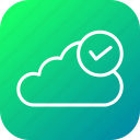 authenticated, cloud, connection, data, online, server, storage