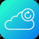 cloud, data, refresh, server, storage, sync, synchronization
