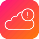 cloud, data, help, info, information, server, storage icon