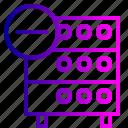 data, databse, hosting, rack, remove, server, storage