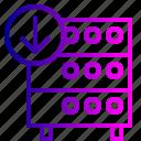 databse, hosting, rack, server