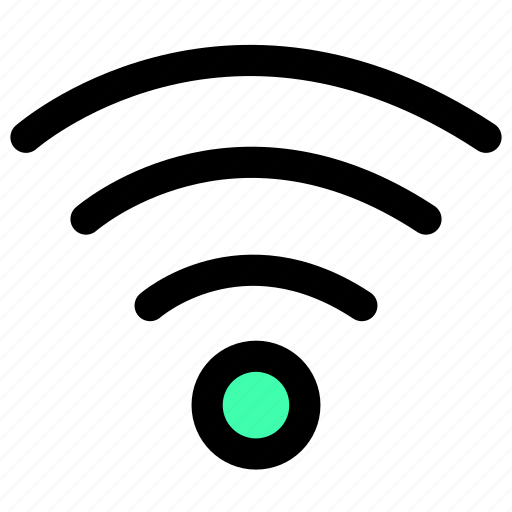 connection, internet, network, wifi, wlan icon