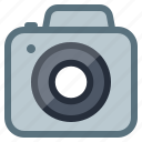 camera, gadget, lens, photo, photography, recorder, video icon