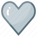 character, feeling, heart, hope, humanity, love, romance icon